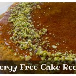 Allergy Free Cake Recipe